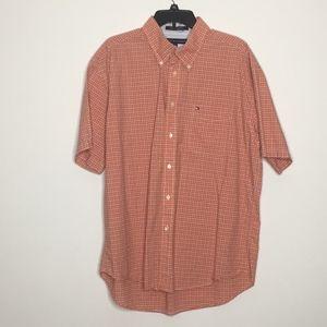 Tommy Hilfiger Button Down Shirt Size XL